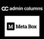 Admin Columns Pro Meta Box