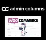 Admin Columns Pro WooCommerce