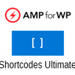 Shortcodes Ultimate for AMP