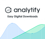 Analytify for Easy Digital Downloads