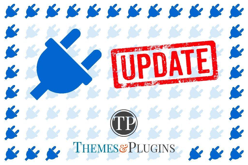 Update already installed plugins