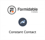 Formidable Forms Constant Contact