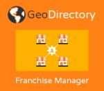 GeoDirectory Franchise Manager