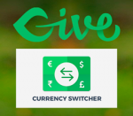 Give Currency Switcher