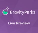 Gravity Perks Live Preview