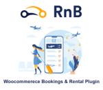 RnB WooCommerce Bookings & Rental Plugin