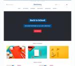 Stationary Storefront Theme for WooCommerce