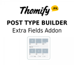 Themify Post Type Builder Extra Fields Addon