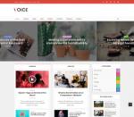 Voice – Clean News/Magazine
