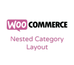 Nested Category Layout for WooCommerce
