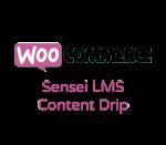 Sensei LMS Content Drip