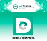 wpDiscuz Google reCAPTCHA