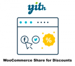 Yith WooCoommerce Share For Discounts